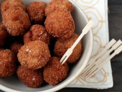 schnitzel meatballs