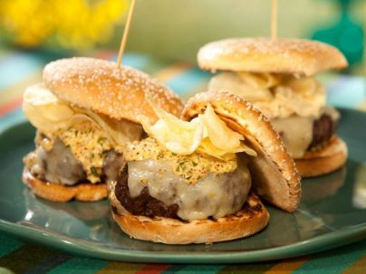 sliders with chips