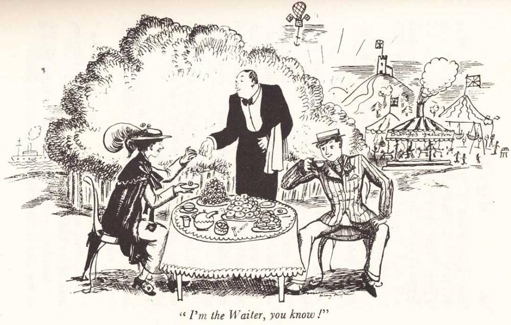 mary poppins picnic